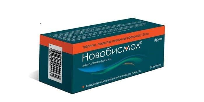 Препарат Новобислом