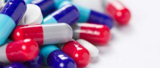 Антибиотики при лечении ЖКТ