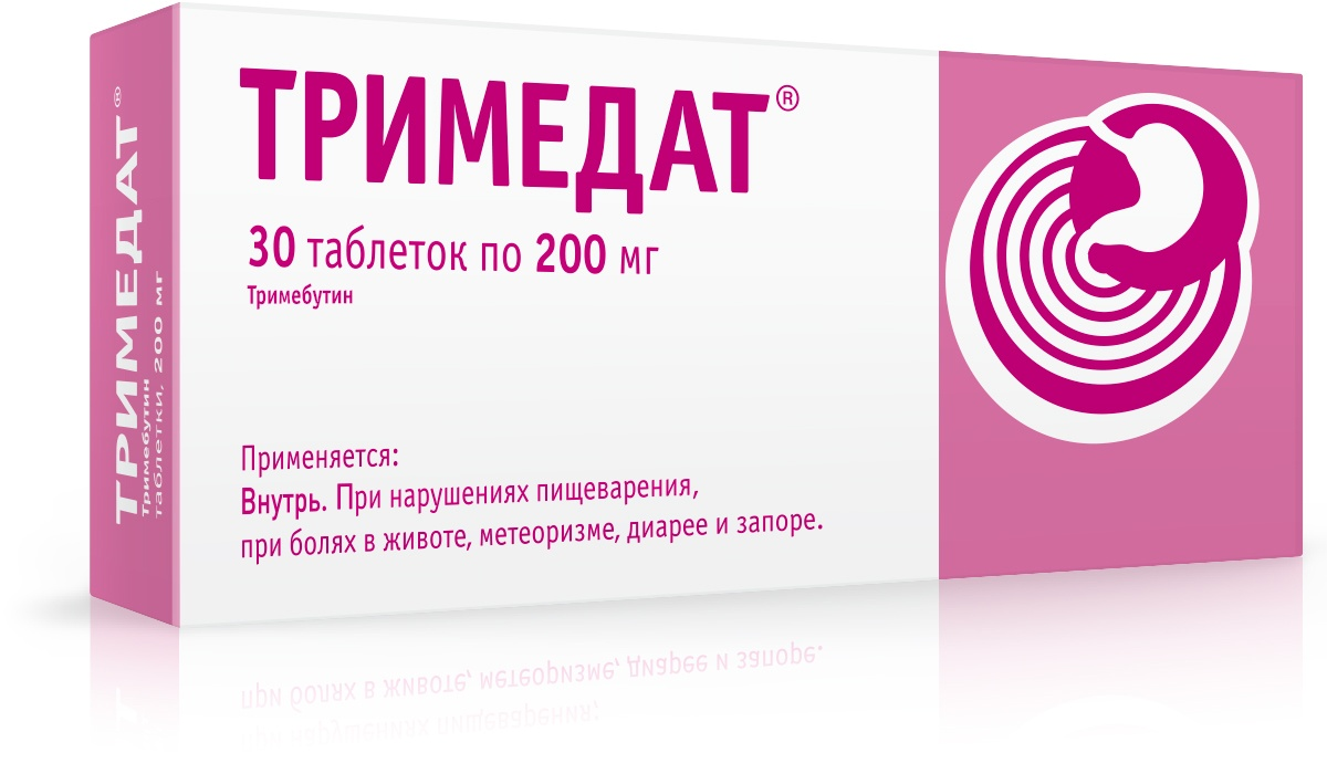 Описание препарата Тримедат